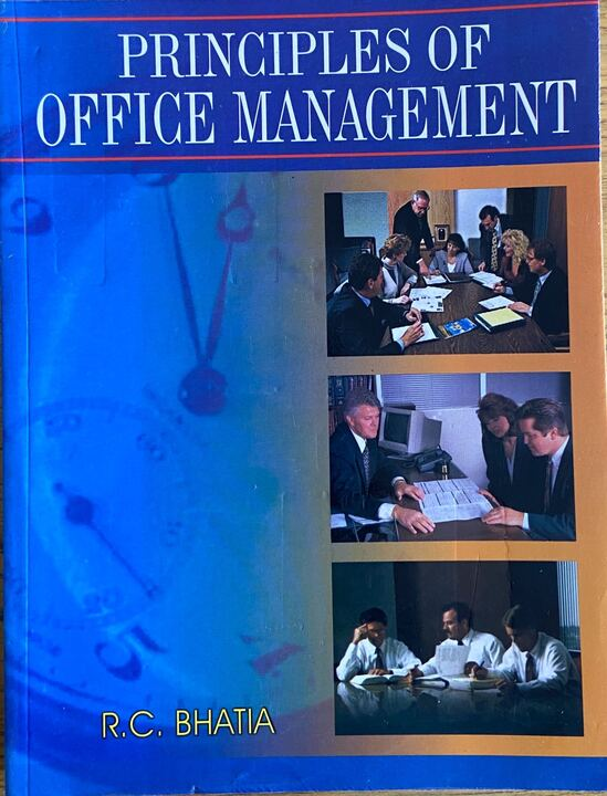 principle of office management
