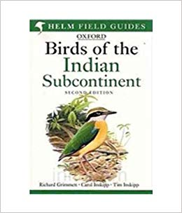 Birds of the Indian Subcontine