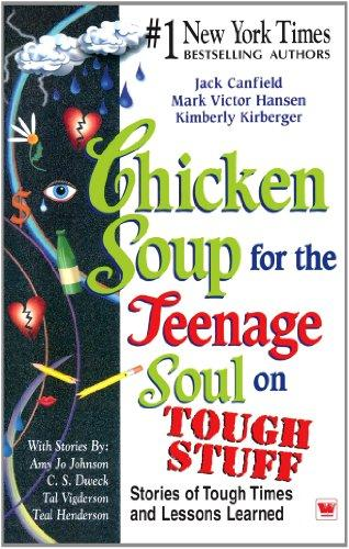 chicken soup for the TENNAGE soul on touch stuff soul