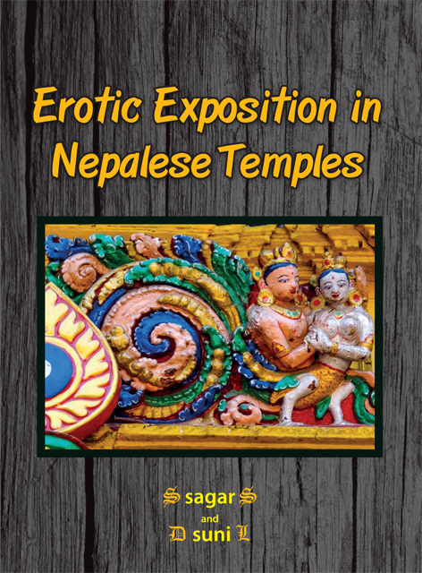 Erotic Exposition in Nepalese Temles