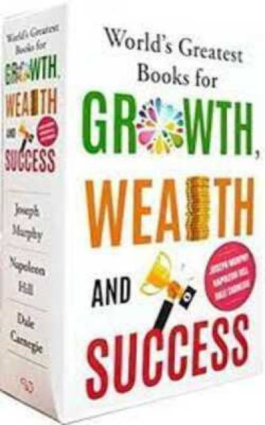 WORLD'S GREATEST BOOKS FOR GROWTH, WEALTH AND SUCCESS