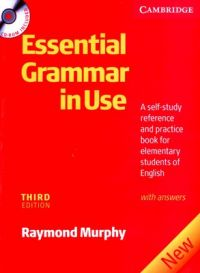 Essential Grammar in Use: A Self-study Reference and Practice Book for Elementary Students of English, 3 Ed. (CD)