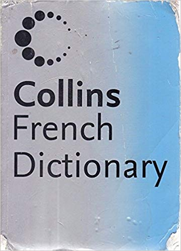 collins french dictonary