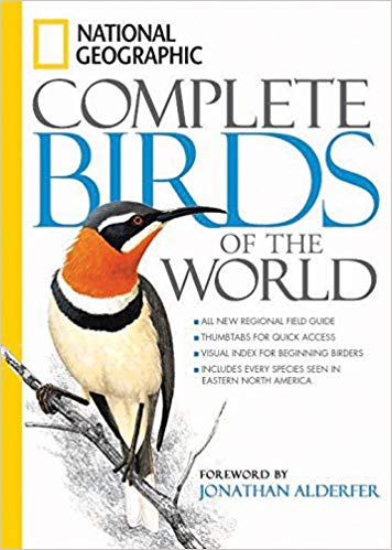 complete birds of the world