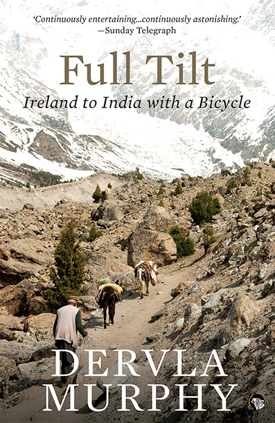 Full Tilt Ireland to India with a bicycle
