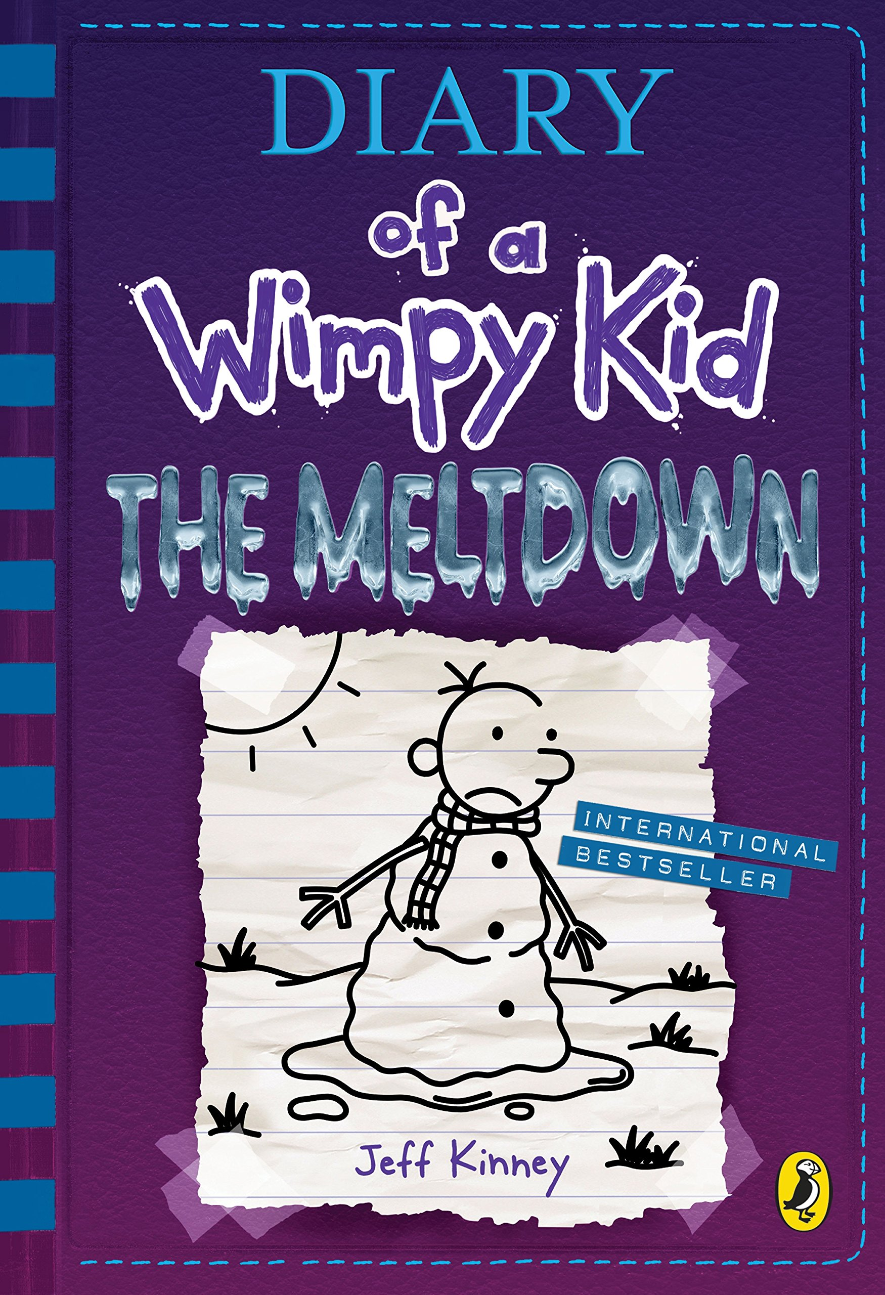 Diary of a Wimpy Kid ; The Meltdown