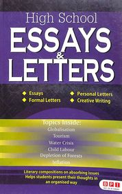 High school essays and letters