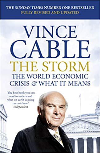The Storm: The World Economic Crisis What It Means