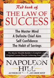 Red book of the law of success