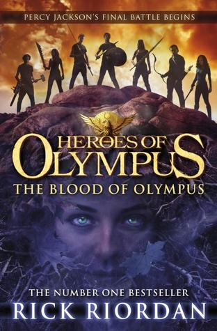 Heroesons of Olympus The Blood of Olympus