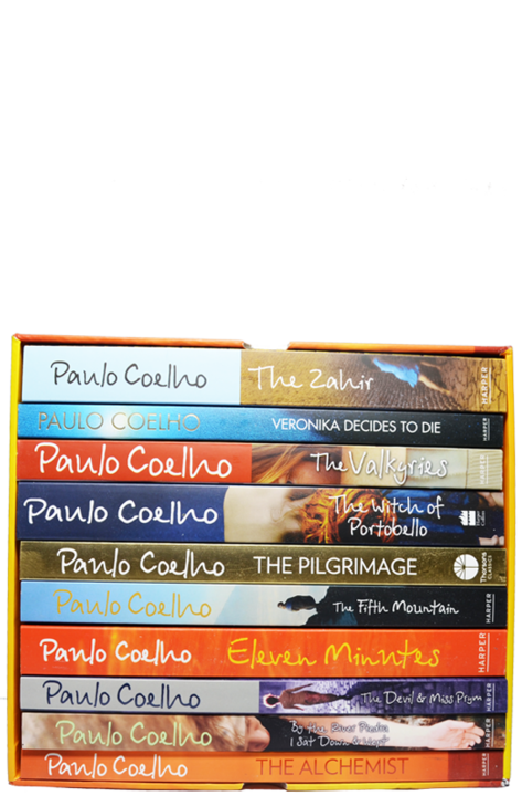 PAULO COELHO the deluxe collection