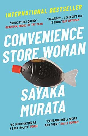 CONVENIENCE STORE WOMAN.