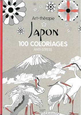 Art Therapy: Japan : 100 Designs Colouring in and Relaxation